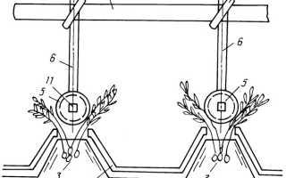 Устройство для сбора коларадского жука (чертежи и схемы)