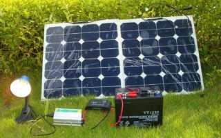 Автономное зарядное устройство для телефона и планшета на солнечных батареях своими руками