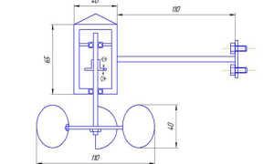 Как сделать самодельный анемометр (измеритель скорости ветра)